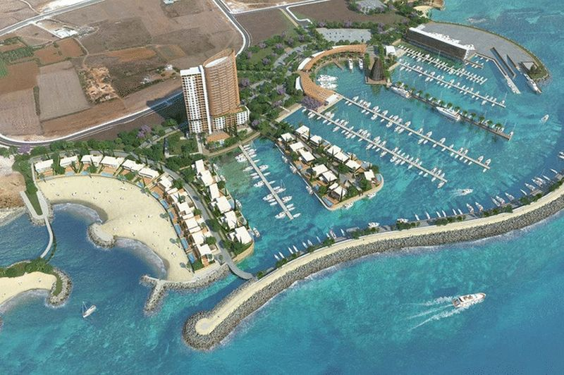 Unique Land for Development within Ayia Napa Marina Area properties for sale in cyprus
