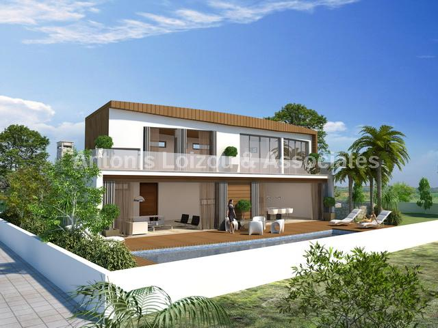 Luxurious Five Bedroom Villa with Panoramic Sea Views properties for sale in cyprus