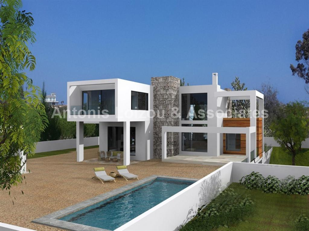 Five Bedroom Luxurious Villa  properties for sale in cyprus