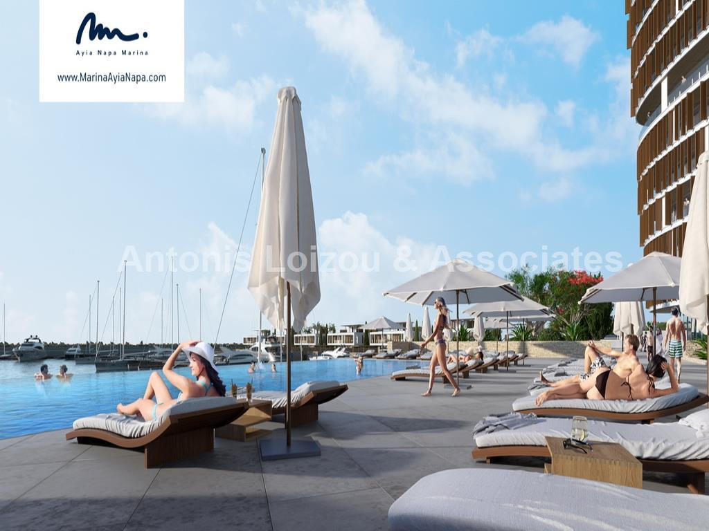 Three Bedroom Beachfront Apartment-East Tower-Ayia Napa Marina properties for sale in cyprus