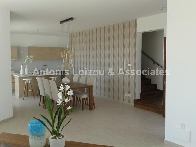 Three Bedroom Detached Villa with Private Pool and Sea Views properties for sale in cyprus