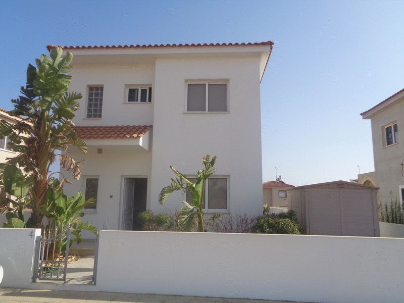 3 Bedroom Detached Villa with Private Pool in Ayia Thekla properties for sale in cyprus
