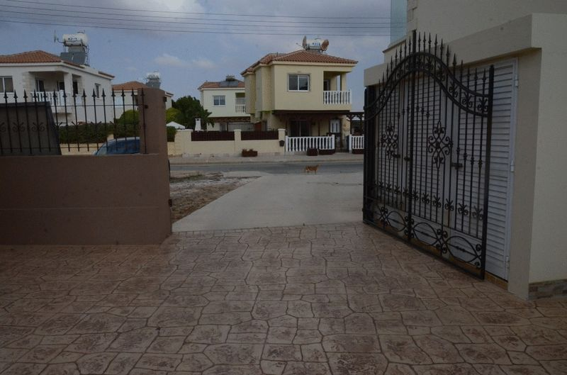 4 Bedroom Sea Front Villa in Ayia Thekla with Title Deeds properties for sale in cyprus