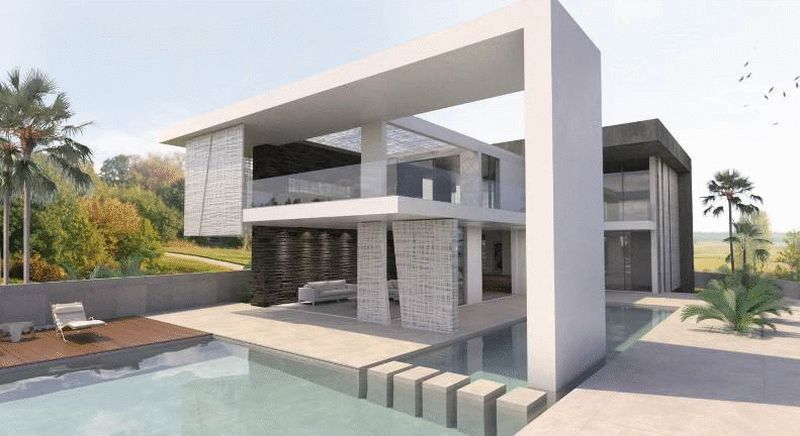 , Beach Front Luxury Five Bedroom Villa in Ayia Thekla properties for sale in cyprus