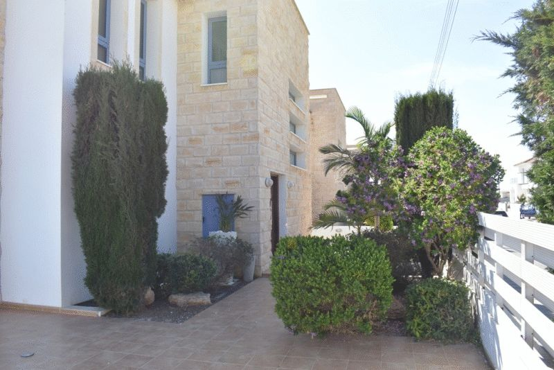 Fabulous 5 Bedroom Sea Front Villa with Title Deeds in Ayia Thekla properties for sale in cyprus