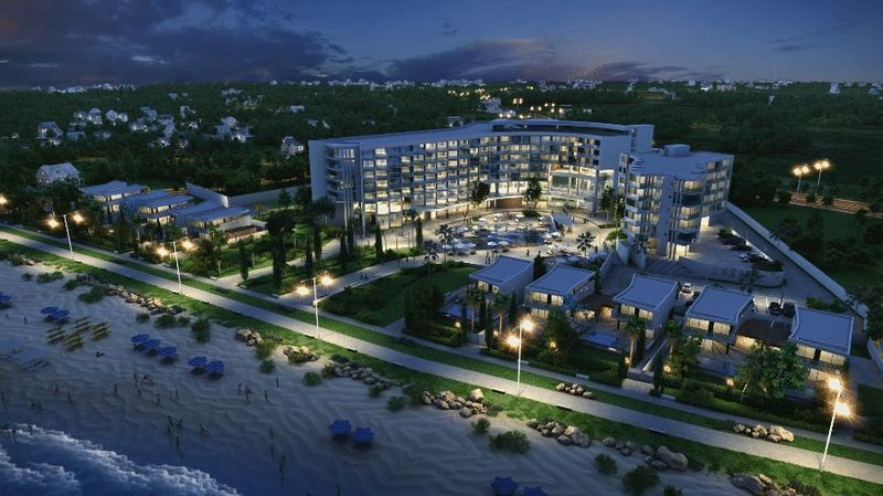Luxury Beach Front Apartment in Ayia Thekla properties for sale in cyprus