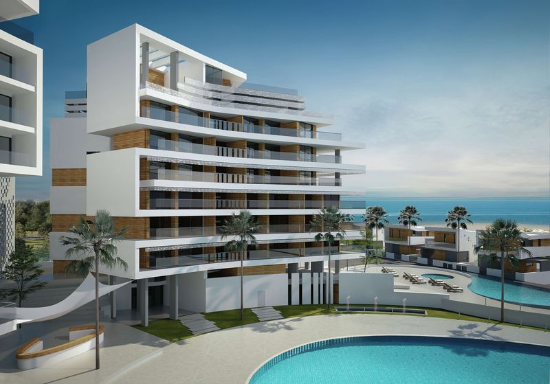Luxury Sea Front Apartment in Ayia Thekla properties for sale in cyprus