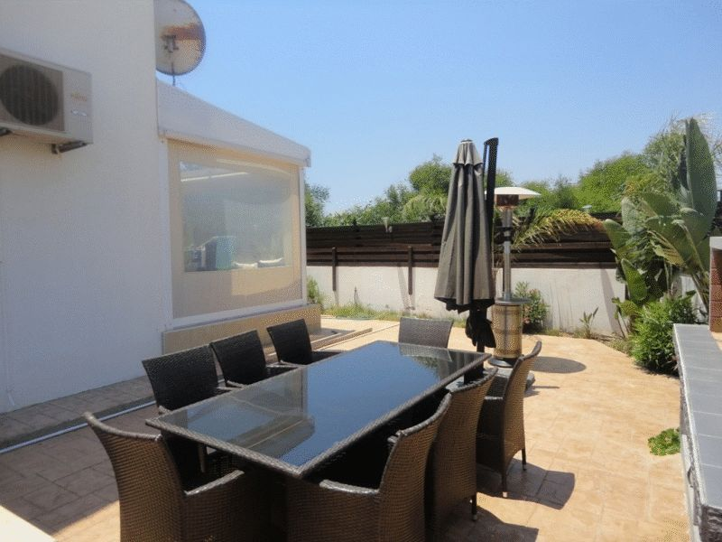 Three Bedroom Detached Villa with Swimming Pool and Title Deeds in Ayia Thekla properties for sale in cyprus