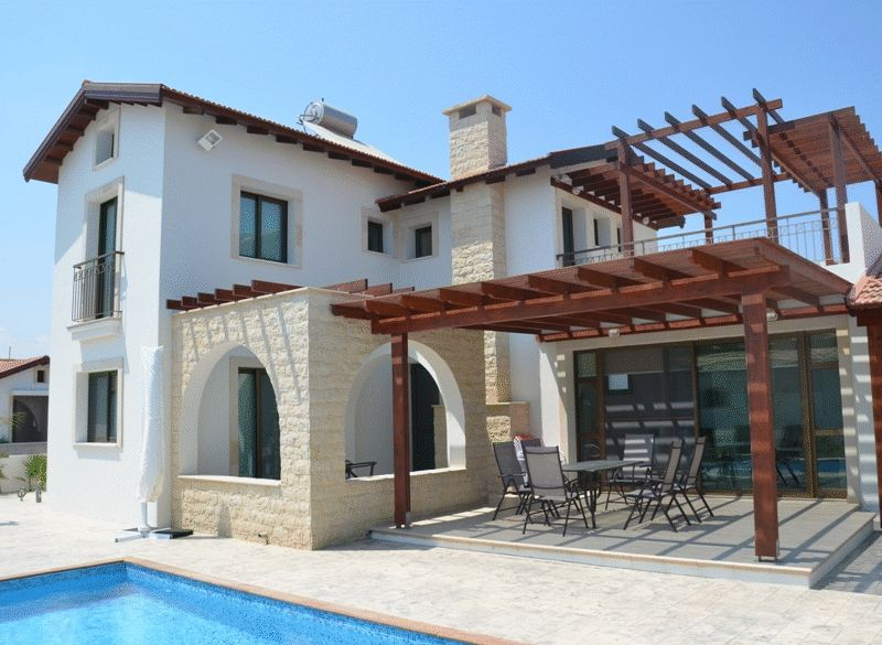 Three Bedroom Luxury Villa in Ayia Thekla properties for sale in cyprus