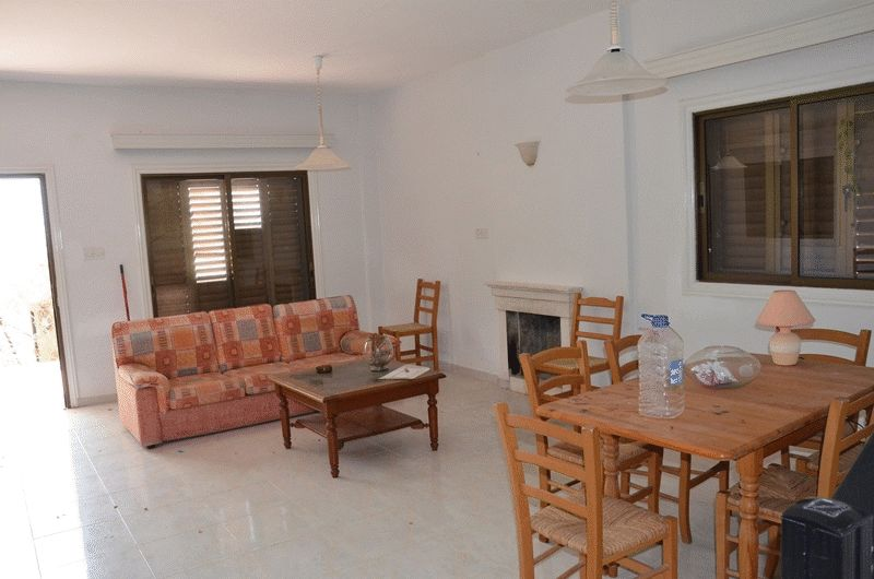 Three Bedroom Villa in Ayia Thekla 100m from the Beach with Title Deeds properties for sale in cyprus