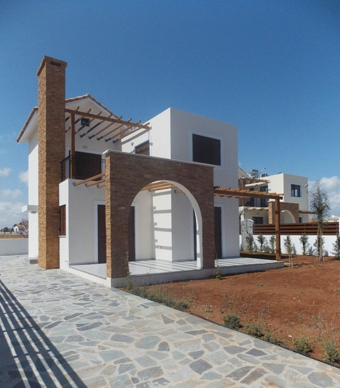 Three Bedroom Villa With Sea View in Ayia Thekla properties for sale in cyprus