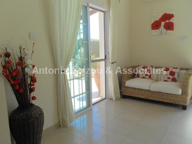 Three Bedroom Detached Villa 100 Metres From The Beach properties for sale in cyprus