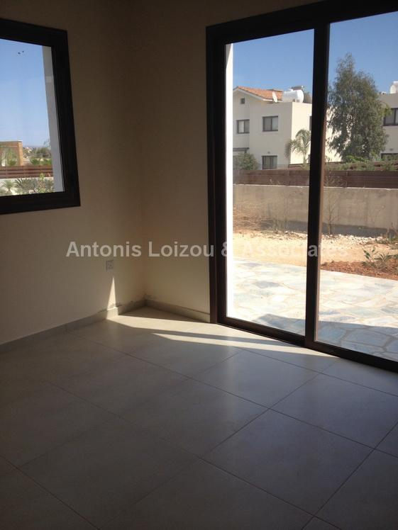 Three Bedroom Detached Villa 150 Meters from the Beach properties for sale in cyprus