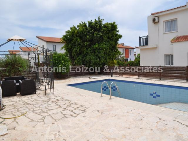 Three Bedroom Detached Villa with Private Pool - reduced properties for sale in cyprus