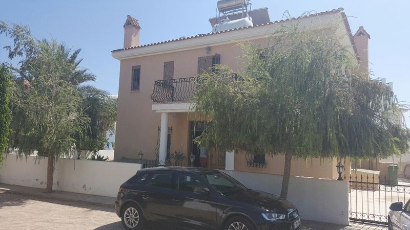 Spacious Detached Villa with 5 Beds & 5 Baths next to the Beach properties for sale in cyprus