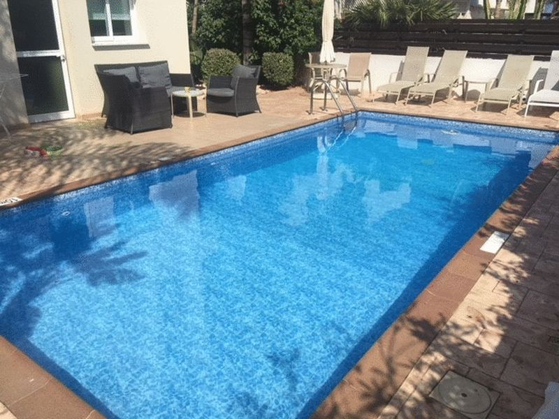 Detached 2 Bedroom House with Private Pool in Ayia Triada properties for sale in cyprus