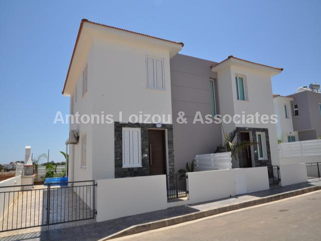 Two bedroom Semi Detached Villa properties for sale in cyprus
