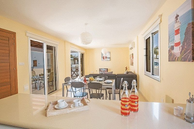 Detached 3 Bedroom House with Pool and Title Deeds in Cape Greco properties for sale in cyprus