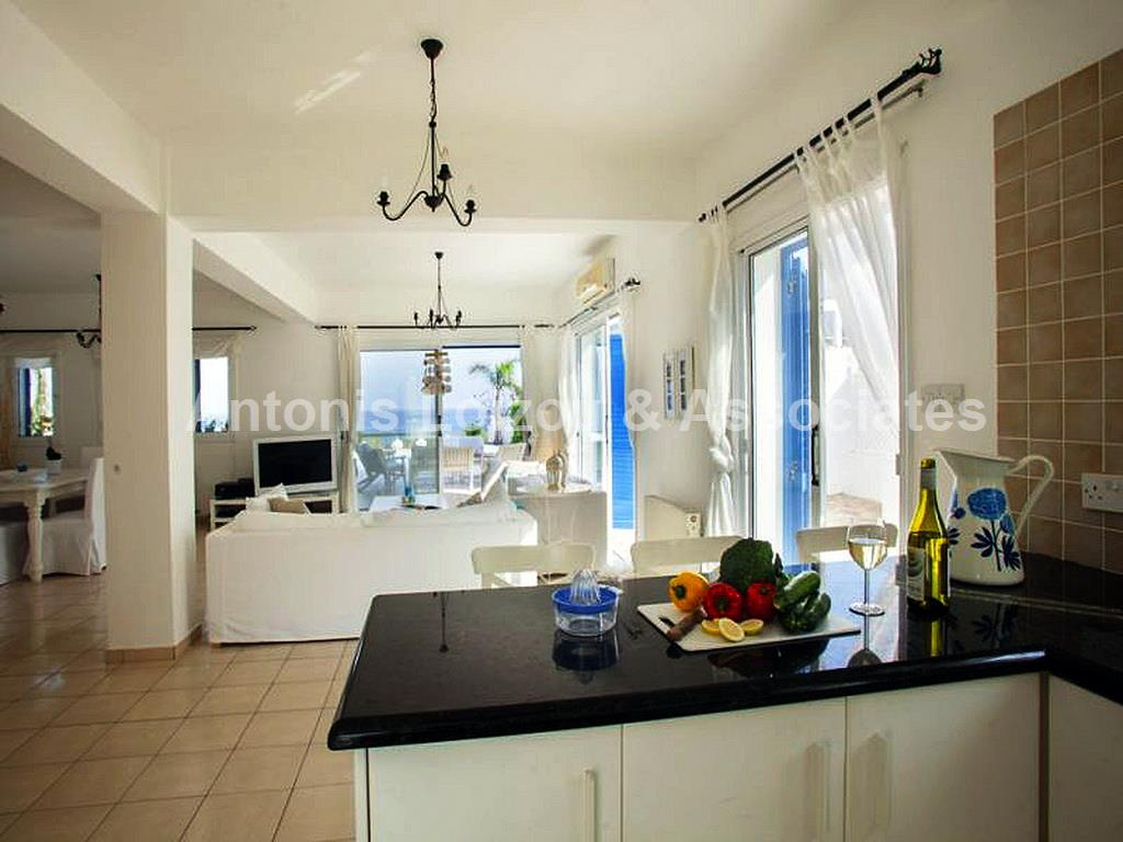Four Bedroom Beach Front Villa in Cape Greco properties for sale in cyprus