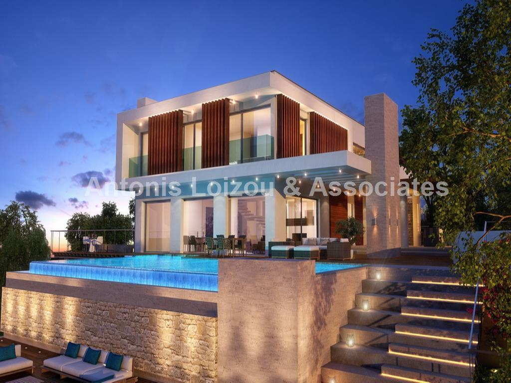 Four Bedroom Detached Villa in Cape Greco-Protaras properties for sale in cyprus