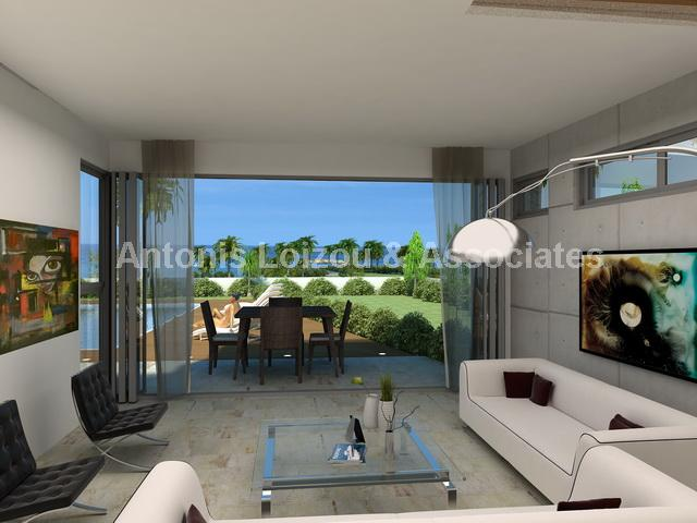 Luxurious Five Bedroom Sea Front Villa with Panoramic Views properties for sale in cyprus