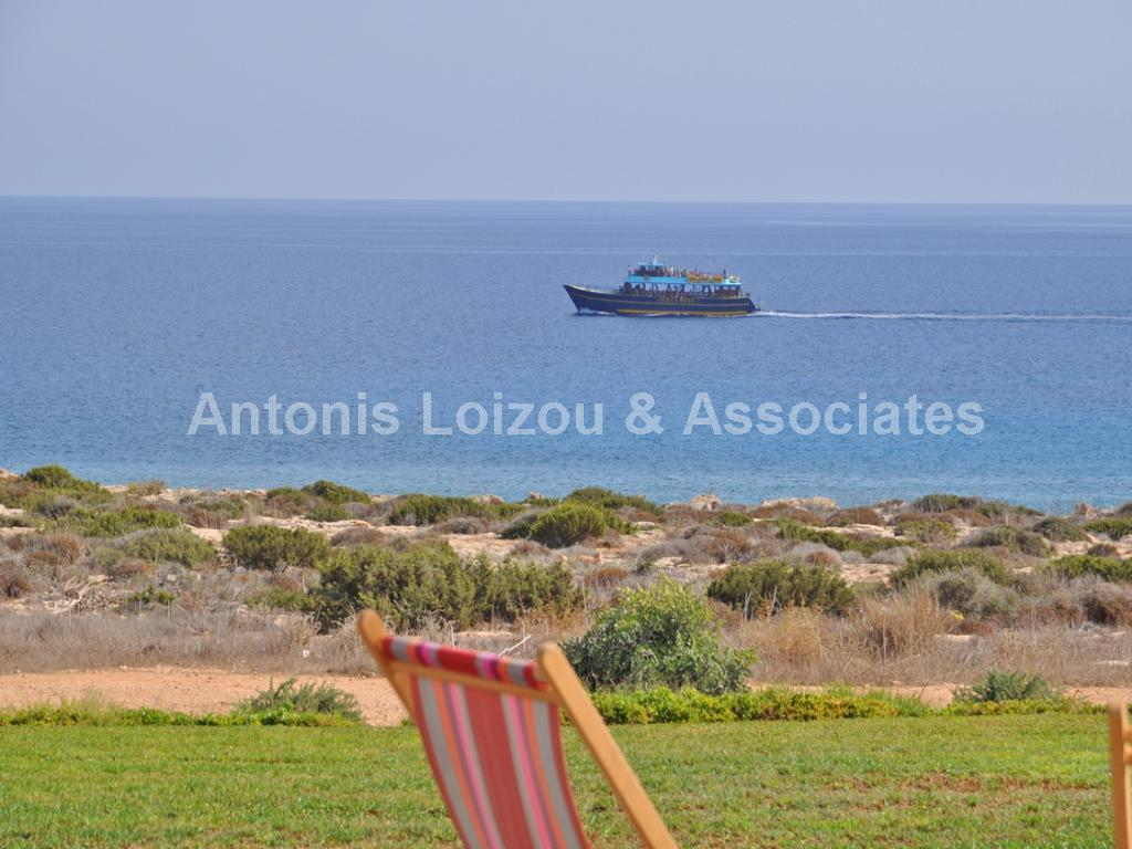 Three Bedroom Link Detached Beach Front Villa in Cape Greco properties for sale in cyprus