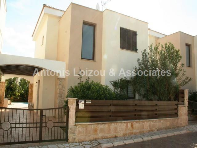 Cape Greco Three Bedroom Detached House with Private Pool properties for sale in cyprus