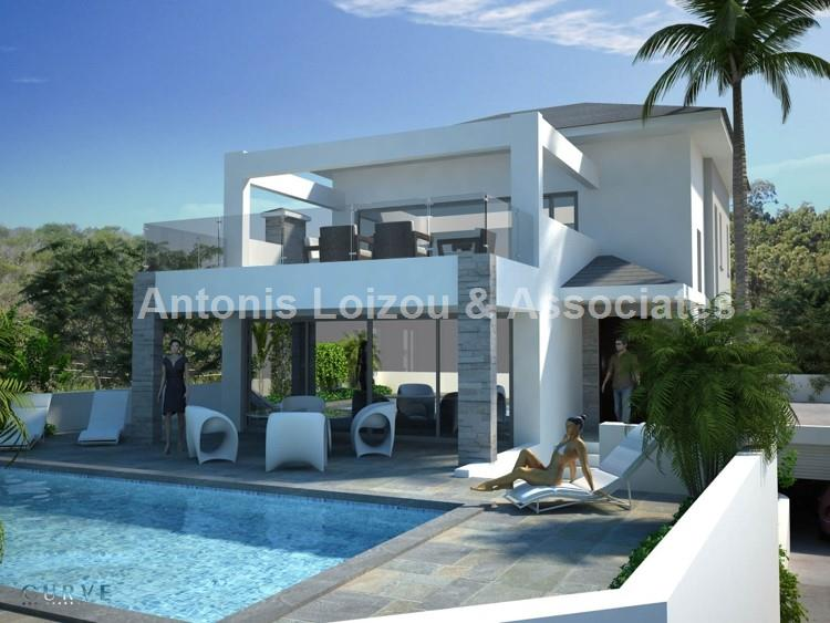 Villa in Famagusta (Cape Greco) for sale