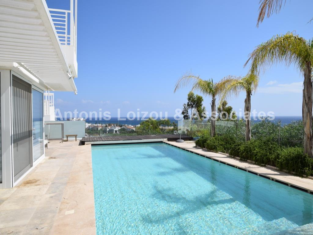 Four Bedroom Detached Villa with Unobstructed Sea Views in Cape  properties for sale in cyprus