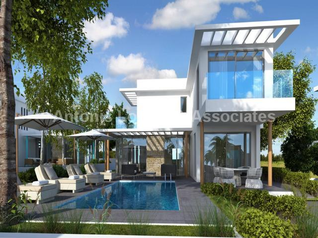 Villa in Famagusta (Cape Greco) for sale