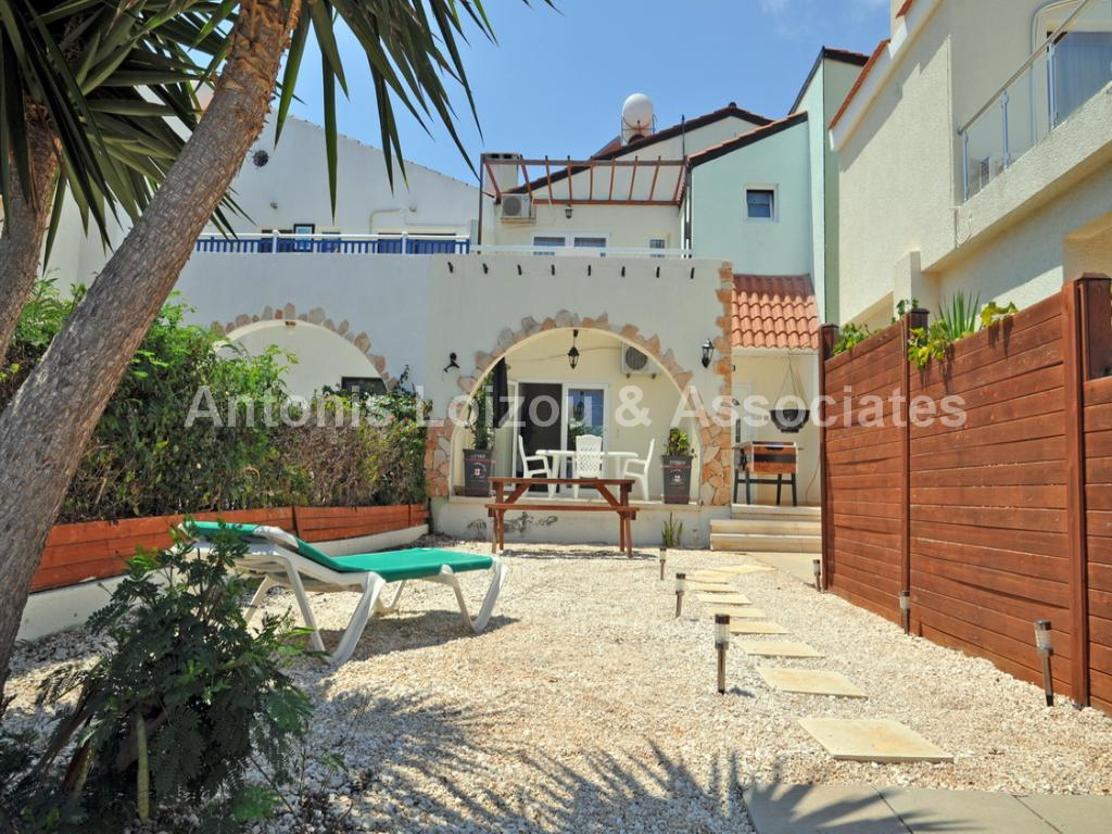 Semi House in Famagusta (Cape Greco) for sale