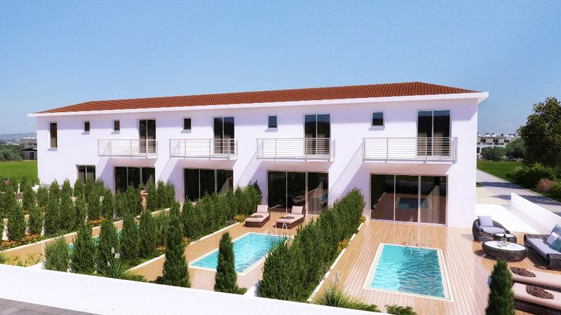 Townhouse in Famagusta (Kapparis Area) for sale