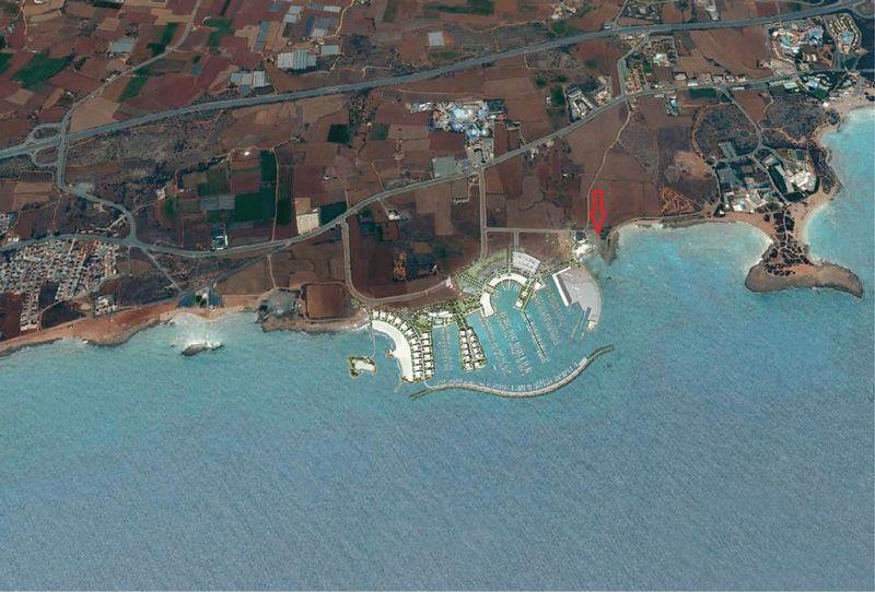 Land in Famagusta (Ayia Napa Marina) for sale
