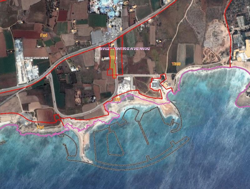 Land in Famagusta (Ayia Napa Marina) for sale