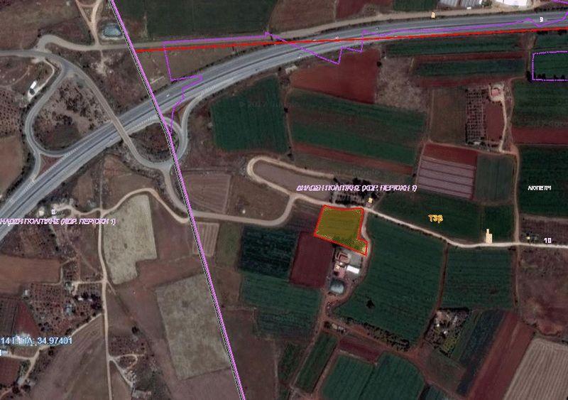 Land in Famagusta (Ayia Triada Area) for sale