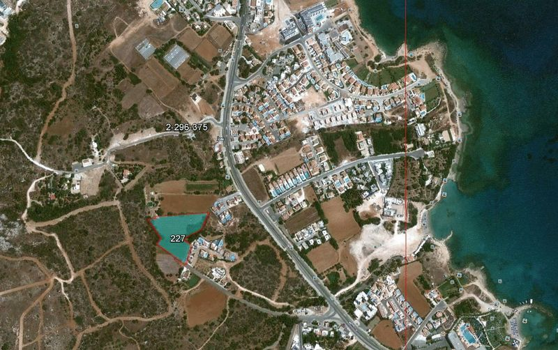 Land in Famagusta (Protaras Centre) for sale