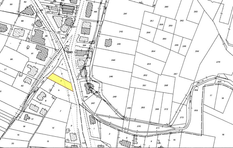 Building Plot in Famagusta (Paralimni Town) for sale