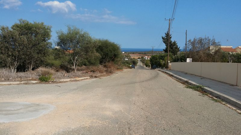 Building Plot in Famagusta (Ayia Napa - Cape Greco) for sale