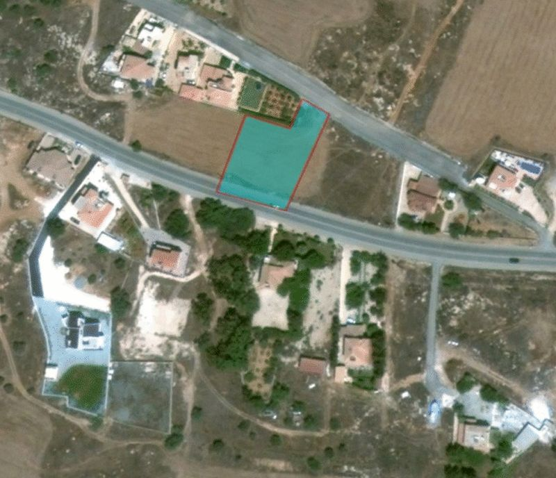 Land in Famagusta (Paralimni Outskirts) for sale