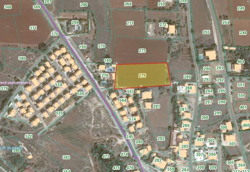 Field in Famagusta (Frenaros Village) for sale