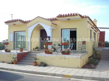 Bungalow in Famagusta (Deryneia) for sale