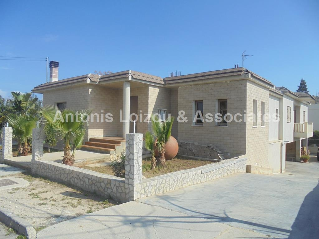 Three Bedroom Bungalow in Deryneia properties for sale in cyprus