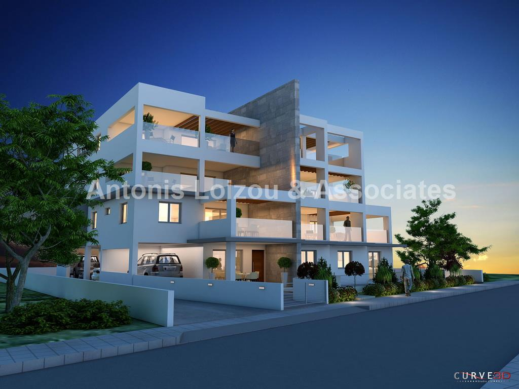 Penthouse in Famagusta (Deryneia) for sale
