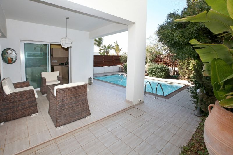 Three bedroom House with Title Deeds in a quiet area between Paralimni and Dherynia properties for sale in cyprus