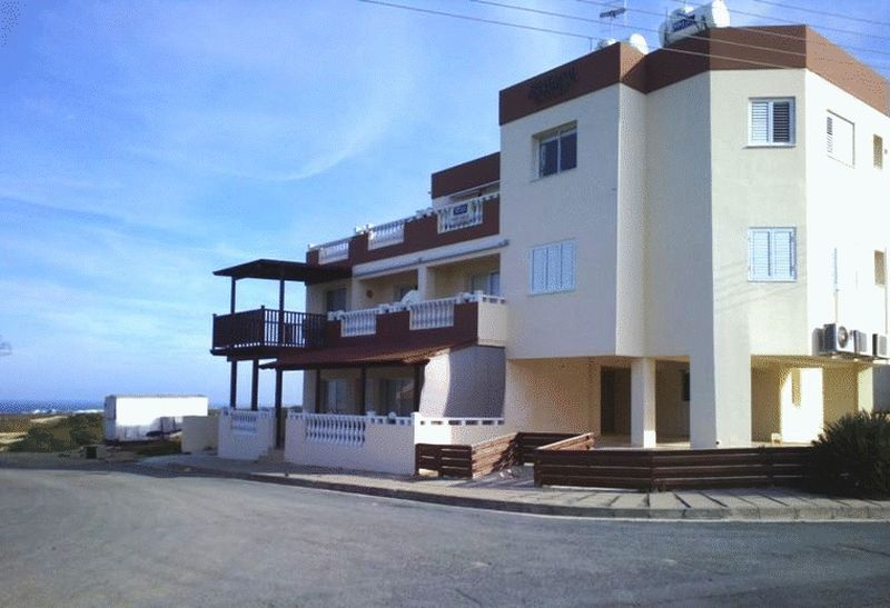 Beautiful 2 Bedroom Penthouse with Sea Views in Dherynia properties for sale in cyprus