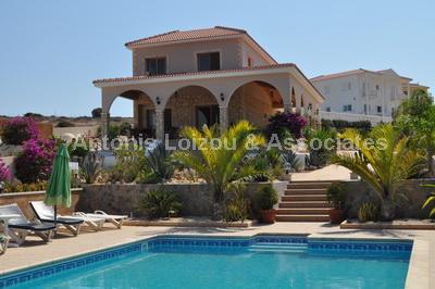 Detached Villa in Famagusta (Fanos ) for sale