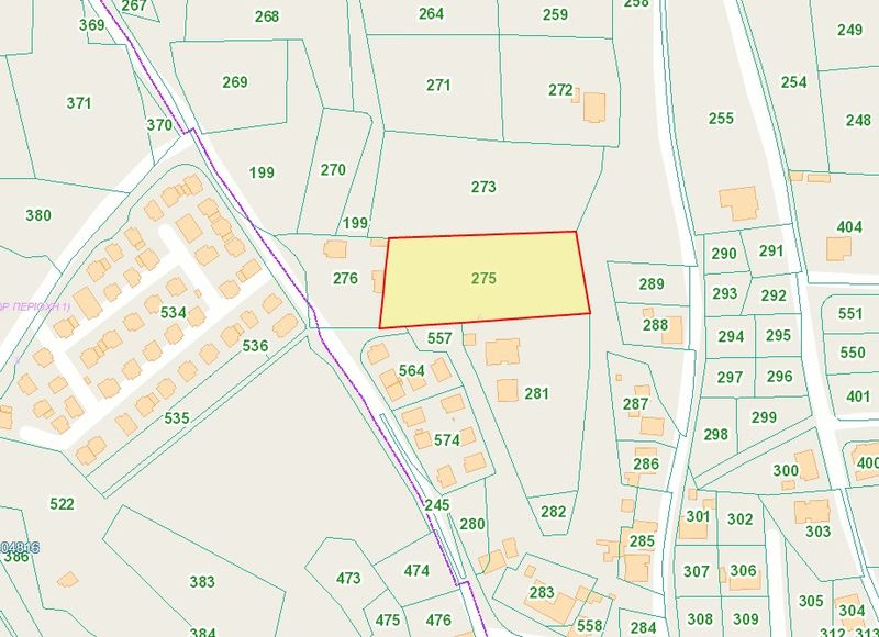 Residential Plot for Sale in Frenaros properties for sale in cyprus