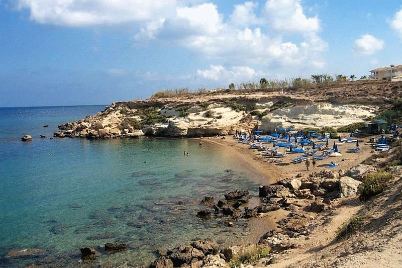 Building Plot for Sale near Sandy Beach properties for sale in cyprus