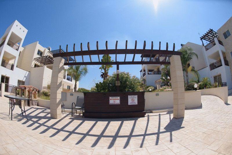 Two bedroom Ground Floor Apartment in Kapparis properties for sale in cyprus