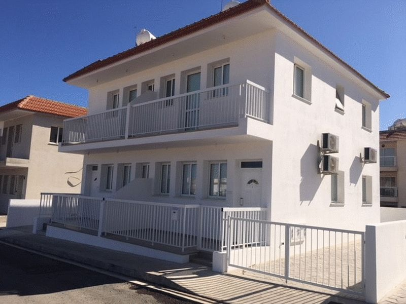 Brand New 2 Bedroom Semi-Detached Townhouse in Kapparis properties for sale in cyprus
